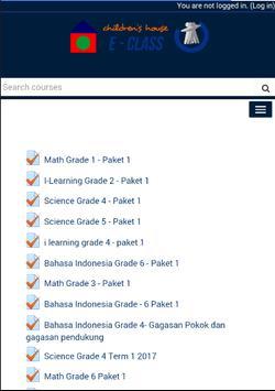 CH E-Class Lite apk screenshot