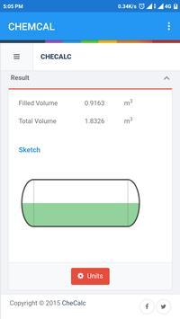 CHEMCALC: ENGINEERING CALCULATOR screenshot 6