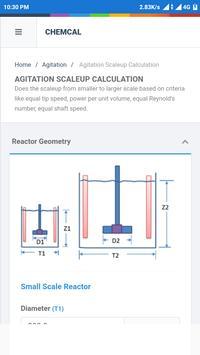 CHEMCALC: ENGINEERING CALCULATOR screenshot 7