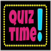 Quiz game intresting and interactive icon