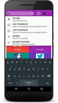 CJ Browser screenshot 3