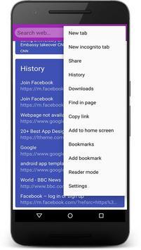 CJ Browser screenshot 5