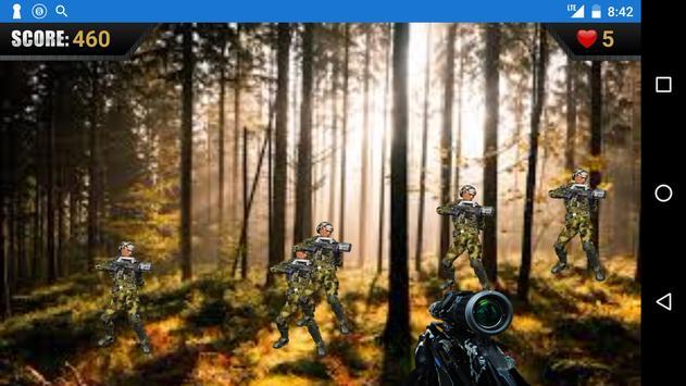Commando War apk screenshot