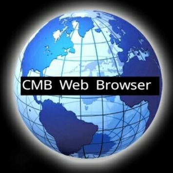 CMB Web Browser apk screenshot