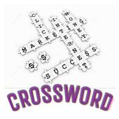 CROSSWORD PUZZLE MIND GAME icon