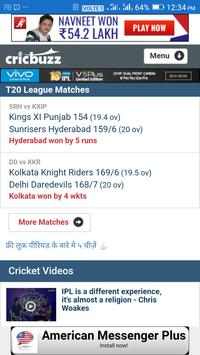 CRICKET BUDDY LIVE STREAMING apk screenshot