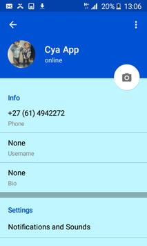 Whatschat App Messenger 2020 screenshot 10