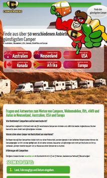 CamperHero Preisvergleich poster