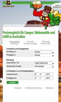 CamperHero Preisvergleich apk screenshot