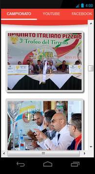 Campionato Italiano Pizzaioli screenshot 3