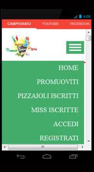 Campionato Italiano Pizzaioli screenshot 1