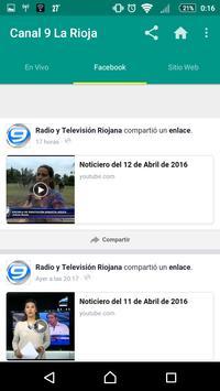 Canal 9 screenshot 5