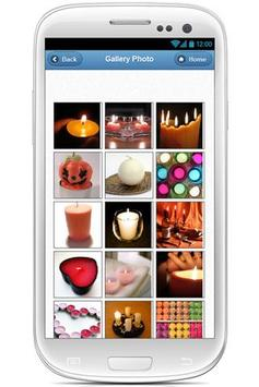 Candle Making apk screenshot