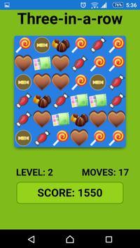 Candy Match Row screenshot 2