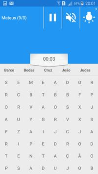 Caça Palavra Bíblico screenshot 3