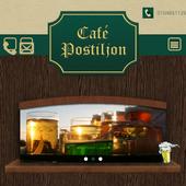 Cafe postiljon icon