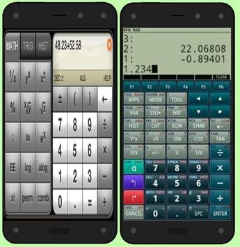 Calculator scientific pro screenshot 1