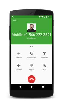 Call From Chris Brown screenshot 1
