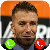 Call From David Beckham icon