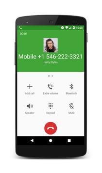 Call From Harry Styles apk screenshot