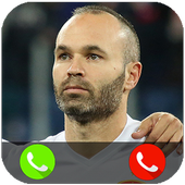 Call From Iniesta icon