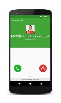 Call From James Rodriguez poster