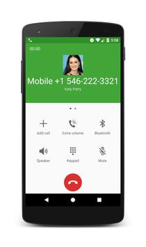 Call From Katy Perry apk screenshot