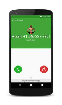 Call From Rey Mysterio poster