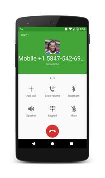 Call From Ronaldinho apk screenshot