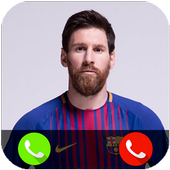 Call from messi icon