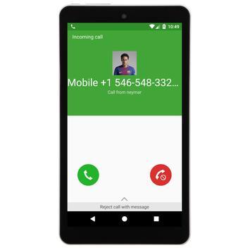 Call from neymar screenshot 4