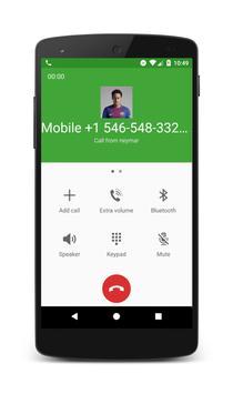 Call from neymar screenshot 1