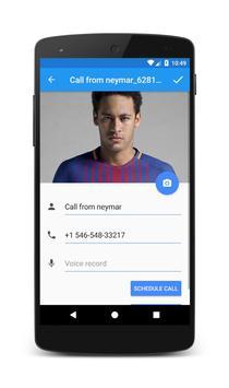 Call from neymar screenshot 2