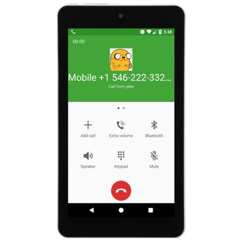 Call from jake apk screenshot