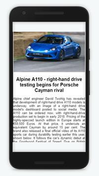 CarNews World apk screenshot