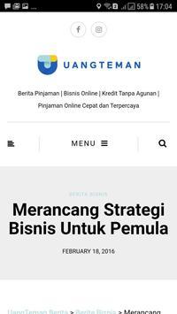 Cara Membuat Bisnis Plan poster