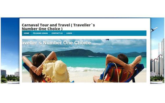 Carnavaltour poster