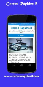Carros Rapidos poster