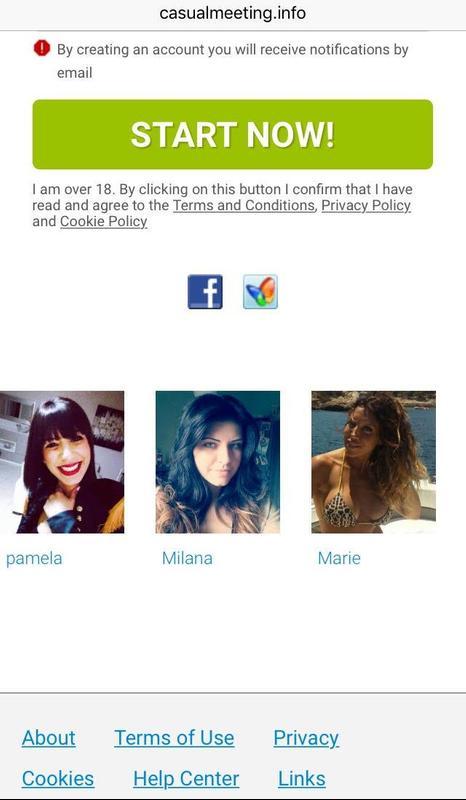 ... Casual Discreet Dating apk screenshot
