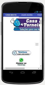 Casa das Torneiras apk screenshot