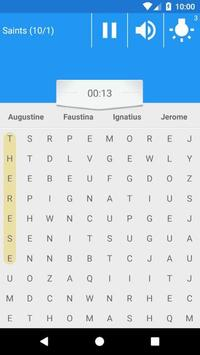 Catholic Word Search screenshot 2