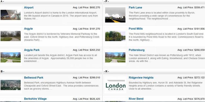 Century 21 London Ontario apk screenshot