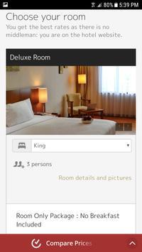 Century Park Hotel Jakarta screenshot 3