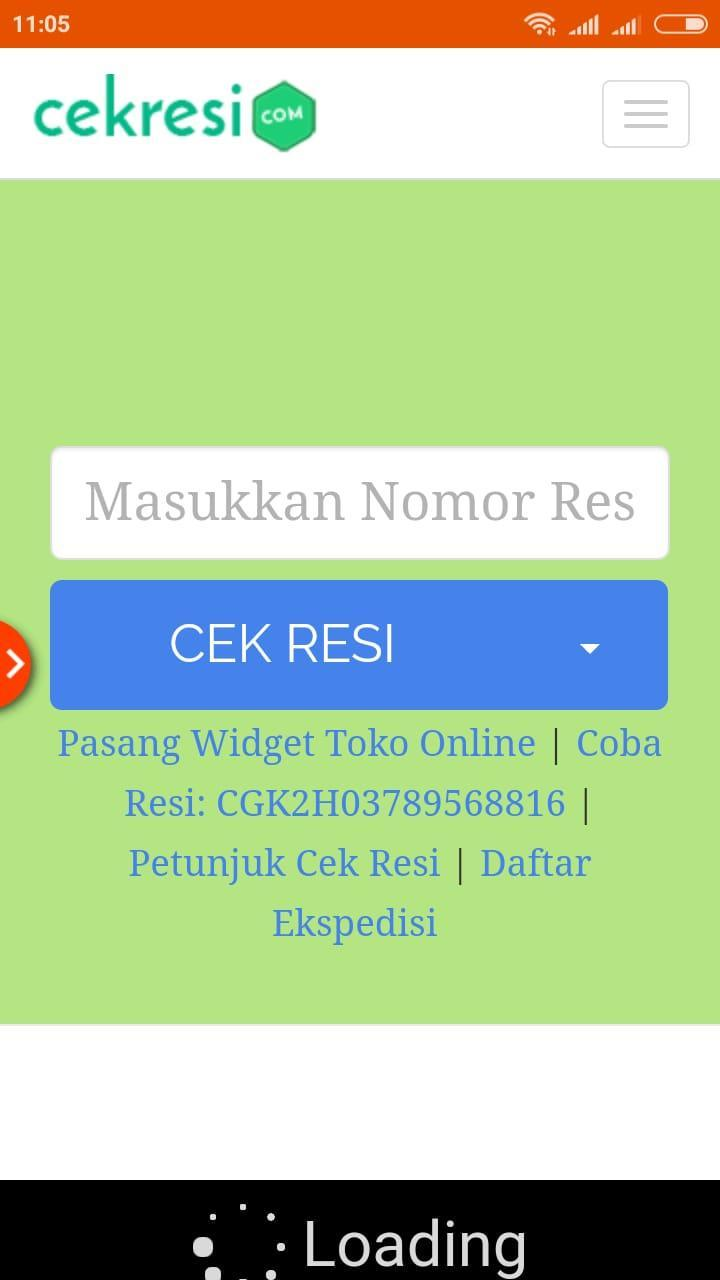 Cek Resi All in One for Android - APK Download