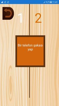 Cezalı Şişe Çevirmece screenshot 1