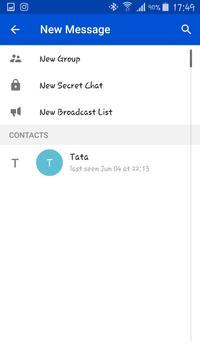 Chat Club For Friends apk screenshot