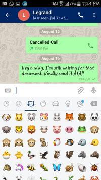 Chatie apk screenshot