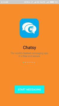 Chatisfy apk screenshot