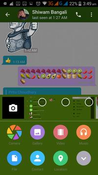 Chat with Pritu apk screenshot