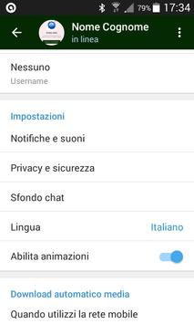 Chatta Italia apk screenshot